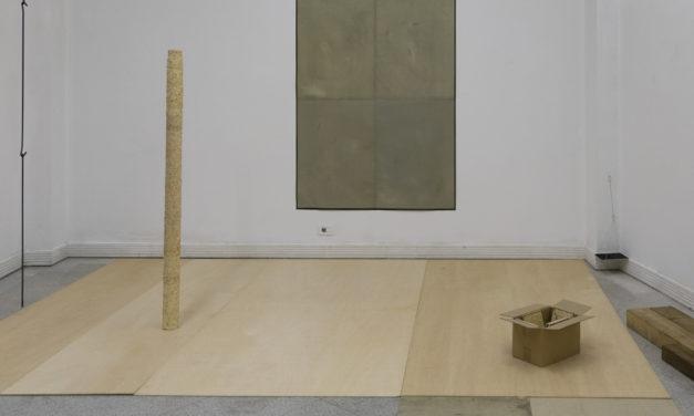 Exposición: «Lanzarla al aire» de Miguel Marina