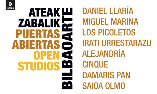 Artistas seleccionados para las exposiciones individuales en BilbaoArte 2020