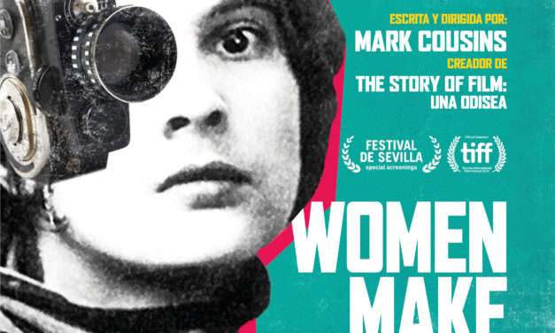 Mark Cousins' documentary «Women Make Film: A New Road Movie Through Cinema»