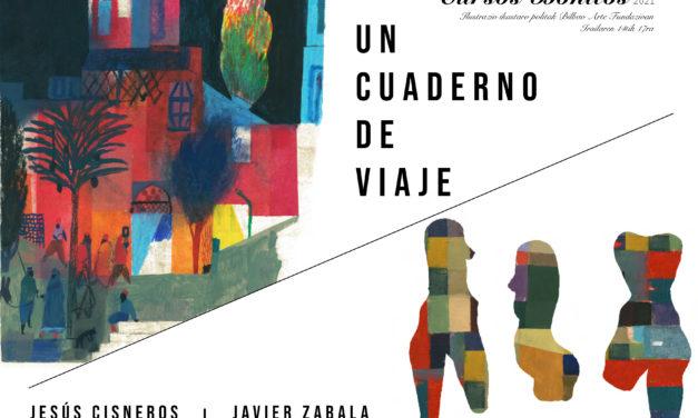 Cursos Bonitos 2021: Talleres y encuentros con Jesús Cisneros & Javier Zabala. De la mano de Bonito Editorial