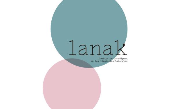 Presentación del proyecto documental «LANAK, cambios de paradigma en las tipologías laborales»