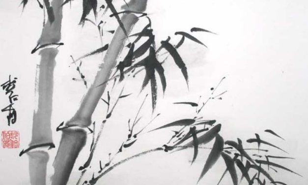 Kaligrafia eta pintura japoniarreko tailerrak Jinhee Kim-ekin