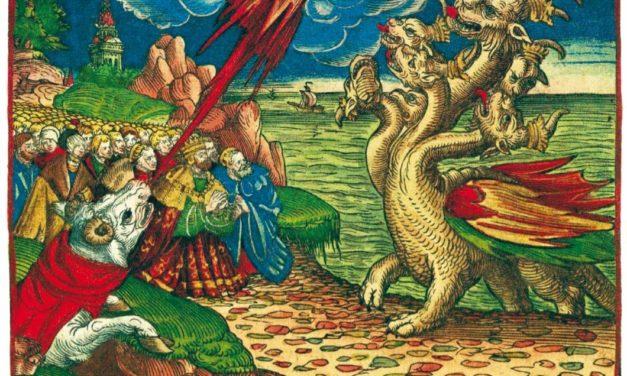 Conferencia: «Otra vez el fin del mundo: Apocalipsis cum figuris» con Patxi Lanceros