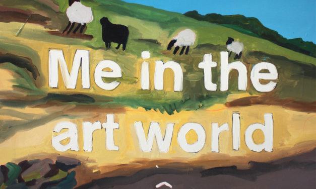 Seminario + charla abierta: «Cosas que un artista debe saber para sobrevivir en el mundo del arte contemporáneo» con María Gracia de Pedro