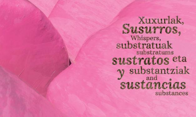 Exposición: «Susurros, sustratos y sustancias», Saioa Olmo Alonso