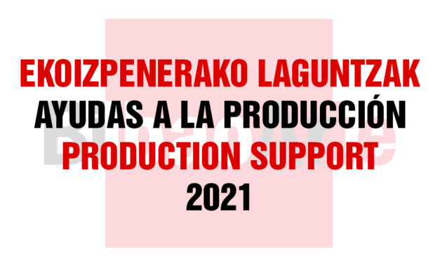 Selected Artists Production Support Aids (1st Call: February – April 2021)