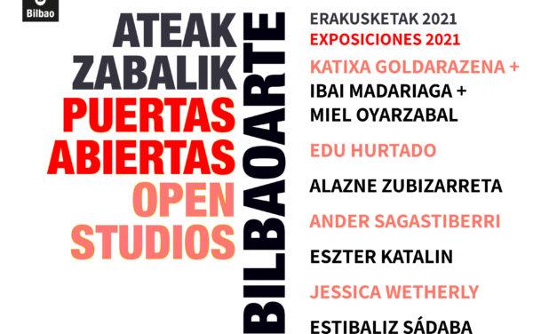 Artistas Seleccionados/as Exposiciones BilbaoArte 2021