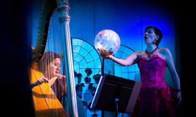 Show: «Bazen behin… Opera», Angéline Danel, Marion Desjacques &  Jon Casamayor
