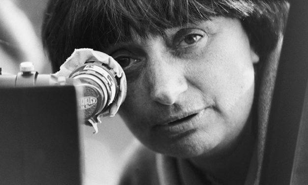 Zine zikloa: «Agnès Varda: Begirada alderraia»