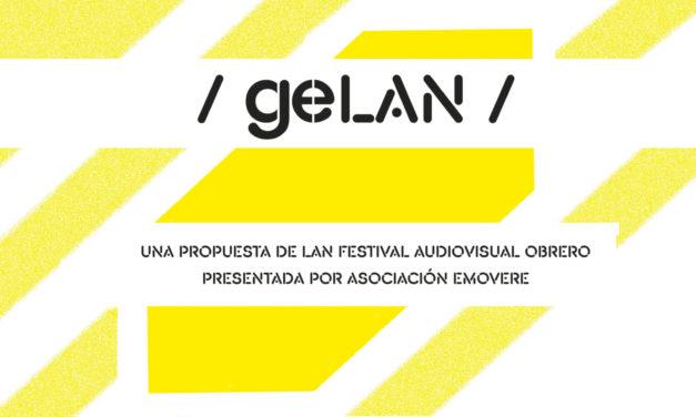 Talleres y encuentros: «/ geLAN / Una propuesta de LAN Festival Audiovisual Obrero», dentro del programa 'BAGI! Bilbao Arte Gela Irekia'