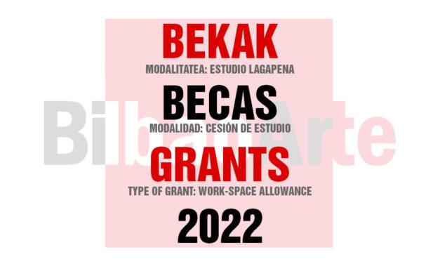 BILBAOARTEKO BEKEN DEIALDIA 2022