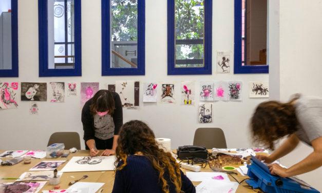 Presentación y exposición: «Pandemonio: monstruos contemporáneos» dentro del programa 'BAGI! Bilbao Arte Gela Irekia'