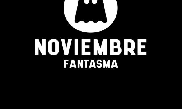 Horror short films projection: «Noviembre fantasma». In collaboration with Filmazpit