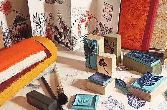 Taller: «Cómo crear un libro de artista» con Andrea Alonso, dentro del programa 'BAGI! Bilbao Arte Gela Irekia'