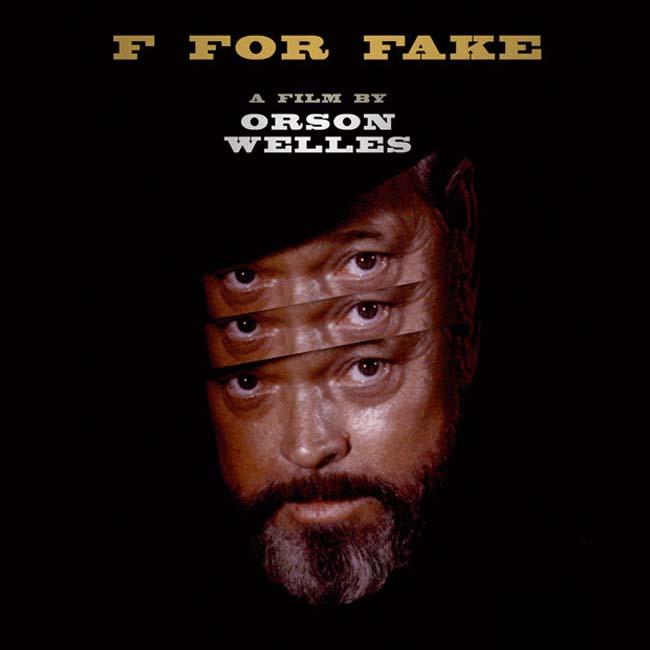 FRAUDE. Orson Welles