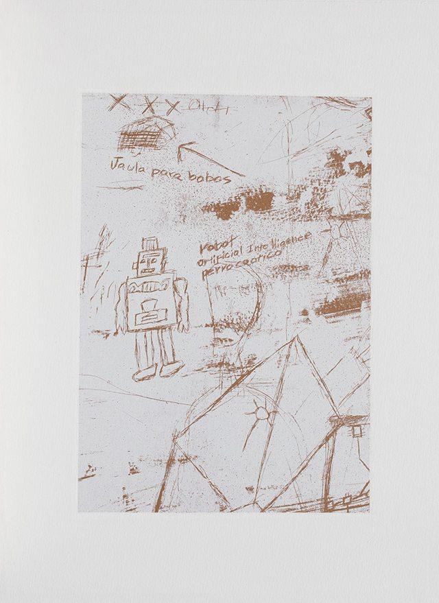 Jaula para bobos 1/3  Aristide Stornelli (2011)