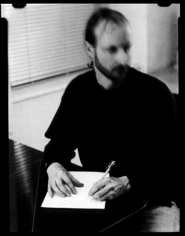 Writer  David Hornback