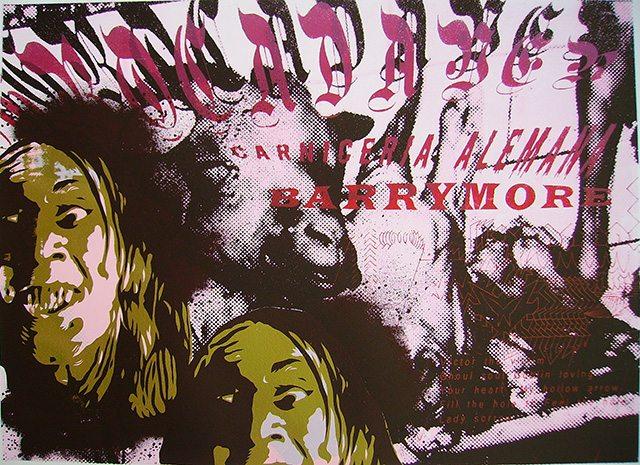 Raw seriegraphy  Iker Bengoetxea (2012)
