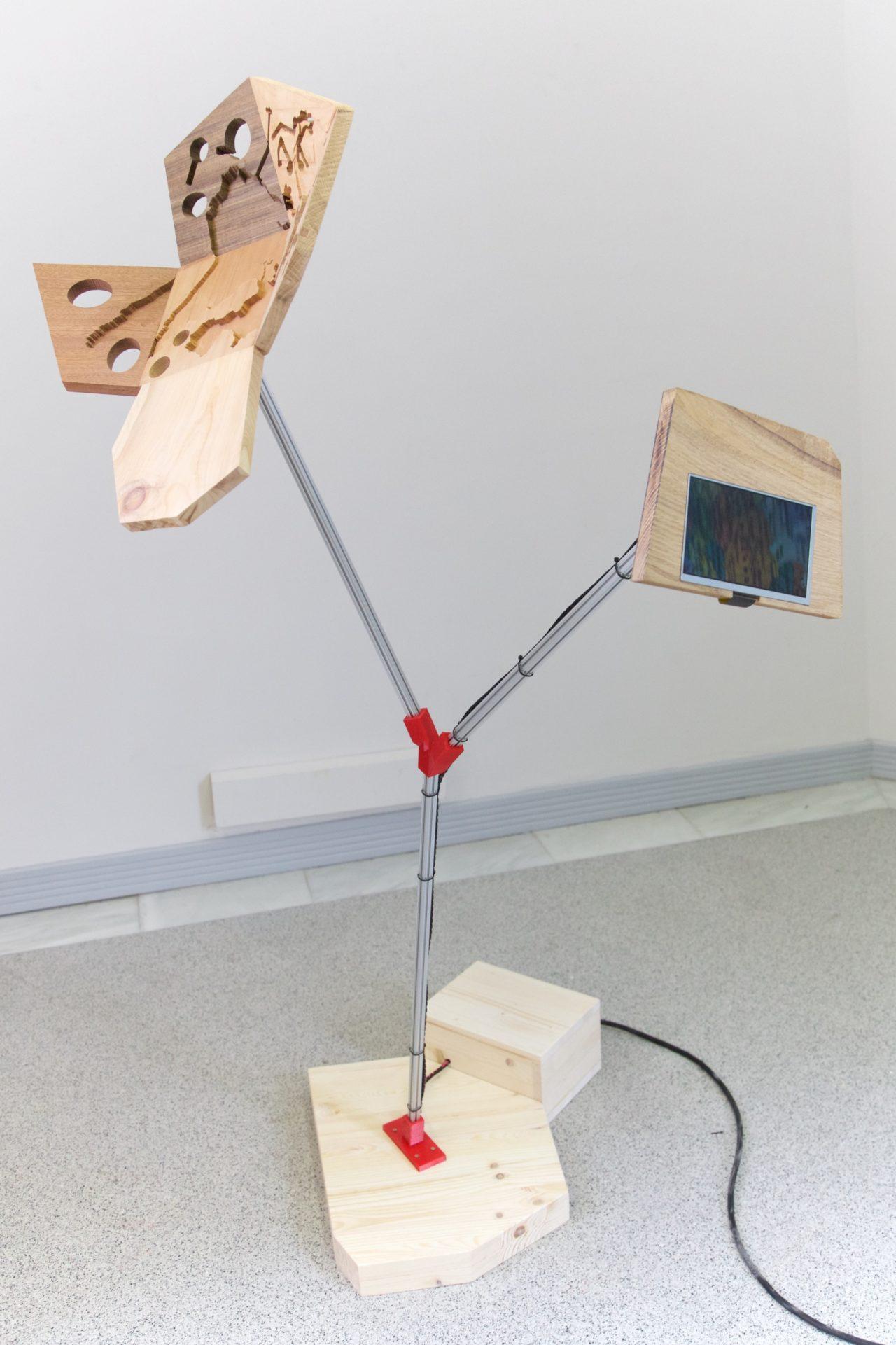 Estructura Voronoid  Cristian Villavicencio (2016)