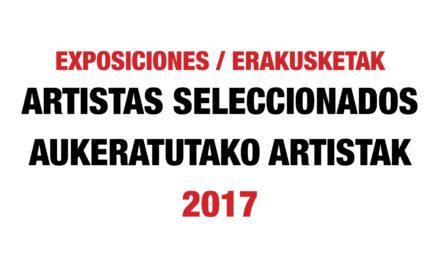 SOLO EXHIBITIONS 2017