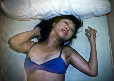 The korean girl  Leonidas Spinelli (2011)