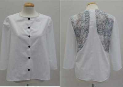 Camisa Madre / Camisa Madre / Kimono  Laura Fernández Rojo (2014)