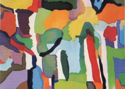Buscando color  Francisco Alisada (2001)