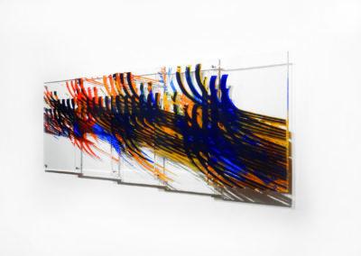 Los haces de luz se expanden  Zaloa Ipiña (2012)
