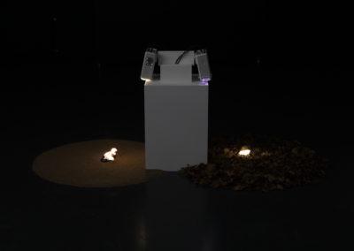 M2 (II), La vuadratura del círculo David Cantarero Tomás (2016)
