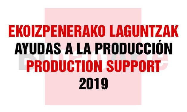 Listado de artistas seleccionados Ayudas BilbaoArte 2019 3ª Convocatoria (AGO-OCT 2019)