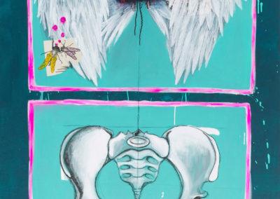 Yo no agradezco tener dos alas en la pelvis  Ianire Sagasti Ruiz (2013)
