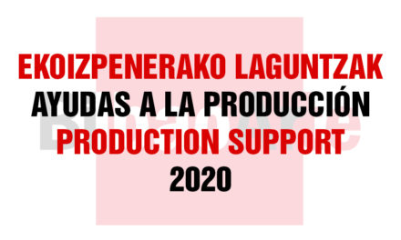 2020'S 2ND CALL FOR ARTISTIC PROJECT PRODUCTION AIDS APPLICATION (MAY-JULY 2020)