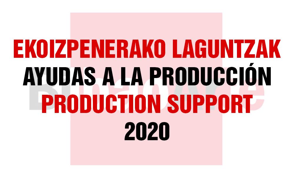 Artistas seleccionados Ayudas a la Producción 2020 (1ª Convocatoria)